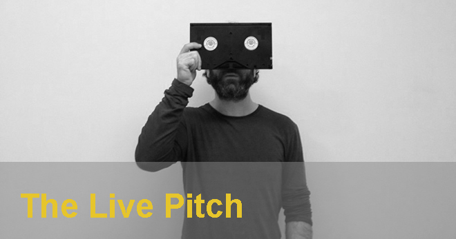 the live pitch